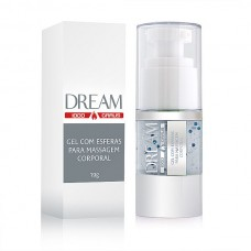 Dream Excitante 1000 graus - Gel para Massagem com Esferas - 19g